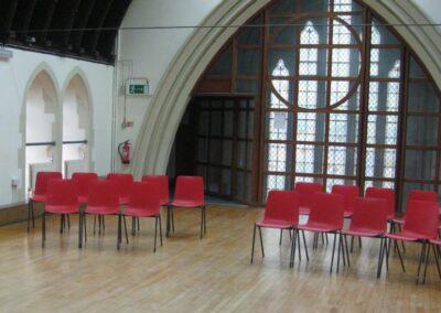 Alexandra Hall - room for hire at Avenue Halls Kew