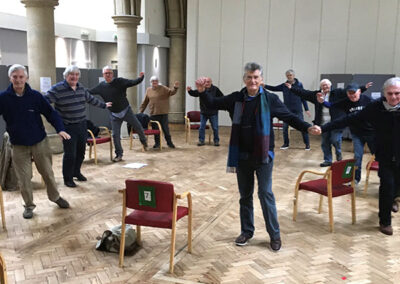 Men's Wellbeing at The Avenue Club