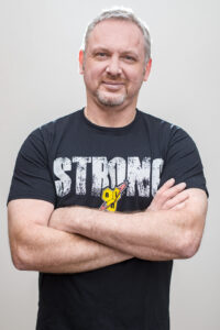 Stephen Weil -strength training instructor