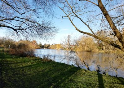 River in Sunshine